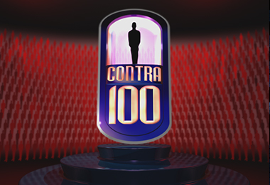 1 contra 100