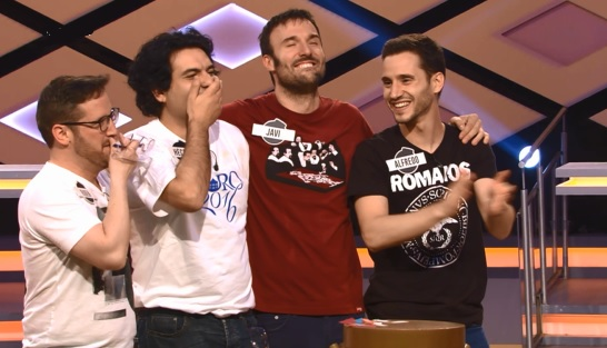 Boom! gameshow gave away the biggest prize ever in the history of Spanish television.